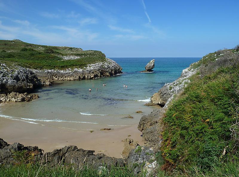 Playa de Buelna. Asturias