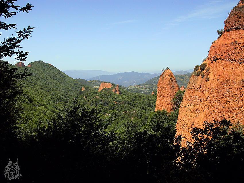 image from Las Médulas