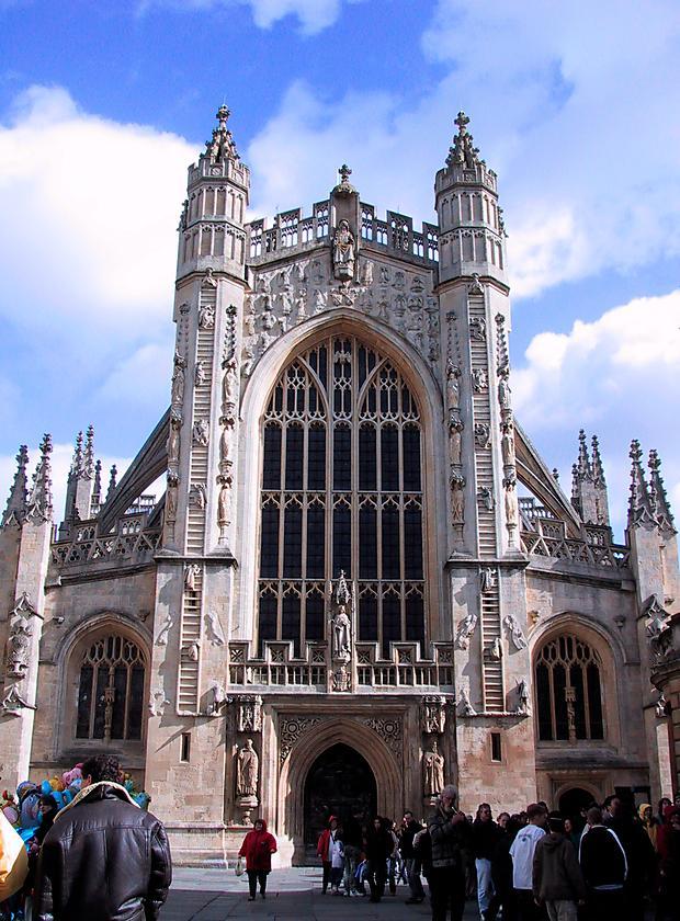 image from Abadia de Bath