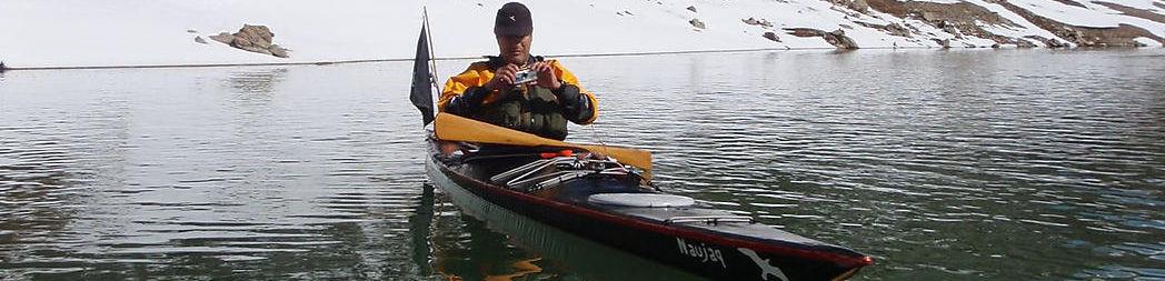 image from Construcción de un kayak SOF (Skin on Frame) o de armazón forrado